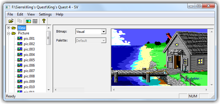Sierra Resource Viewer