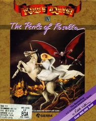 King's Quest IV Cover